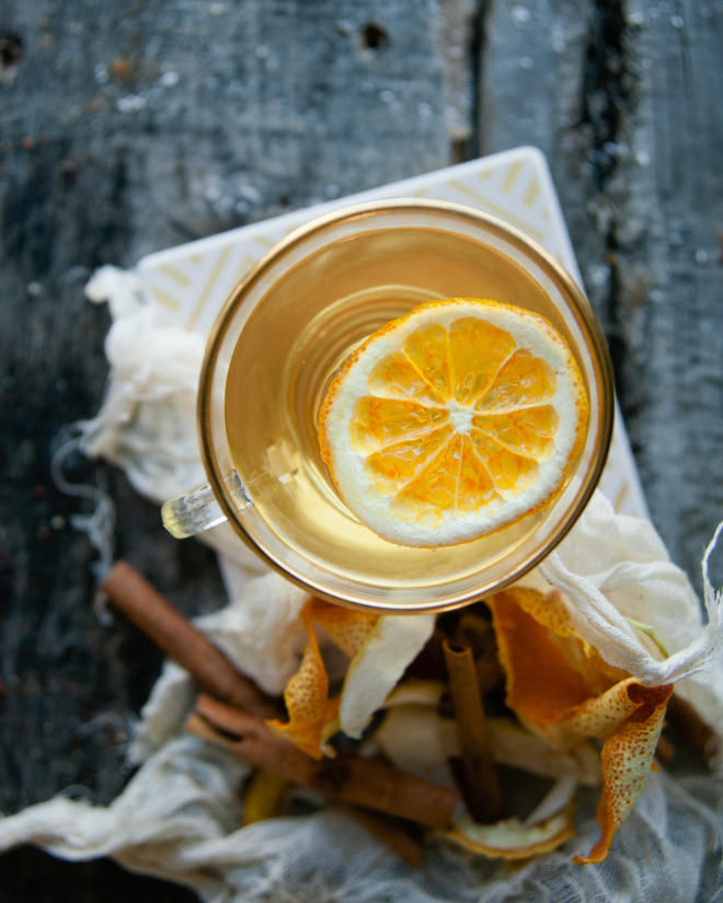 Mulled Cider // Sweet Laurel