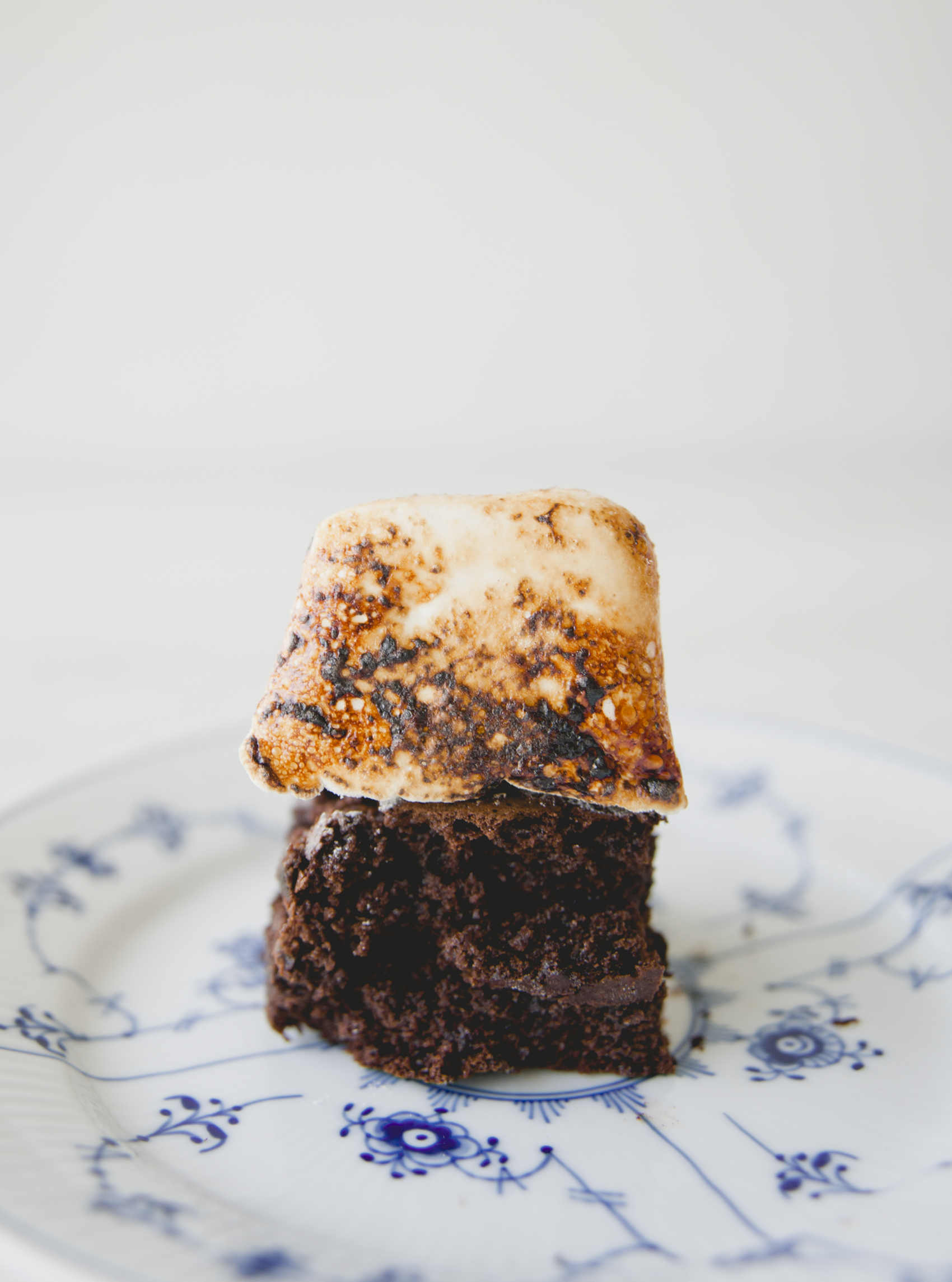 Brownie S'mores \ Sweet Laurel