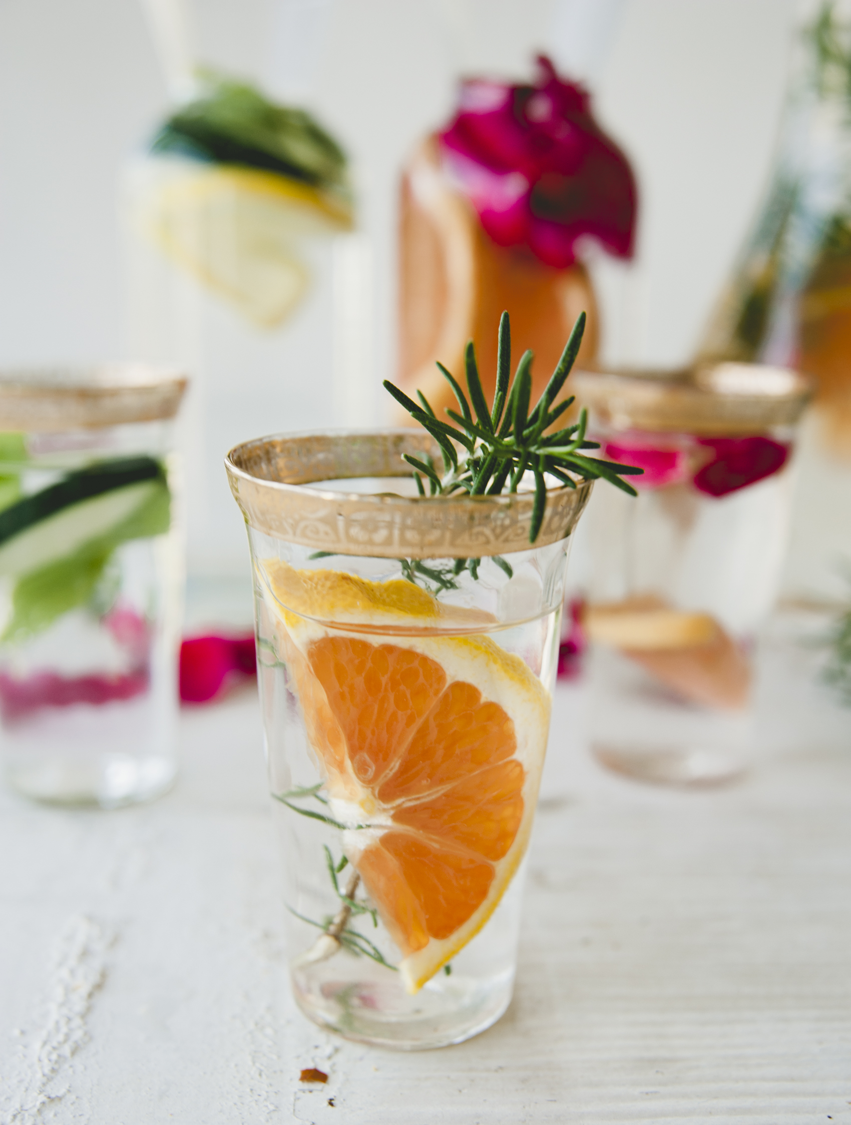 Infused Water \ Sweet Laurel