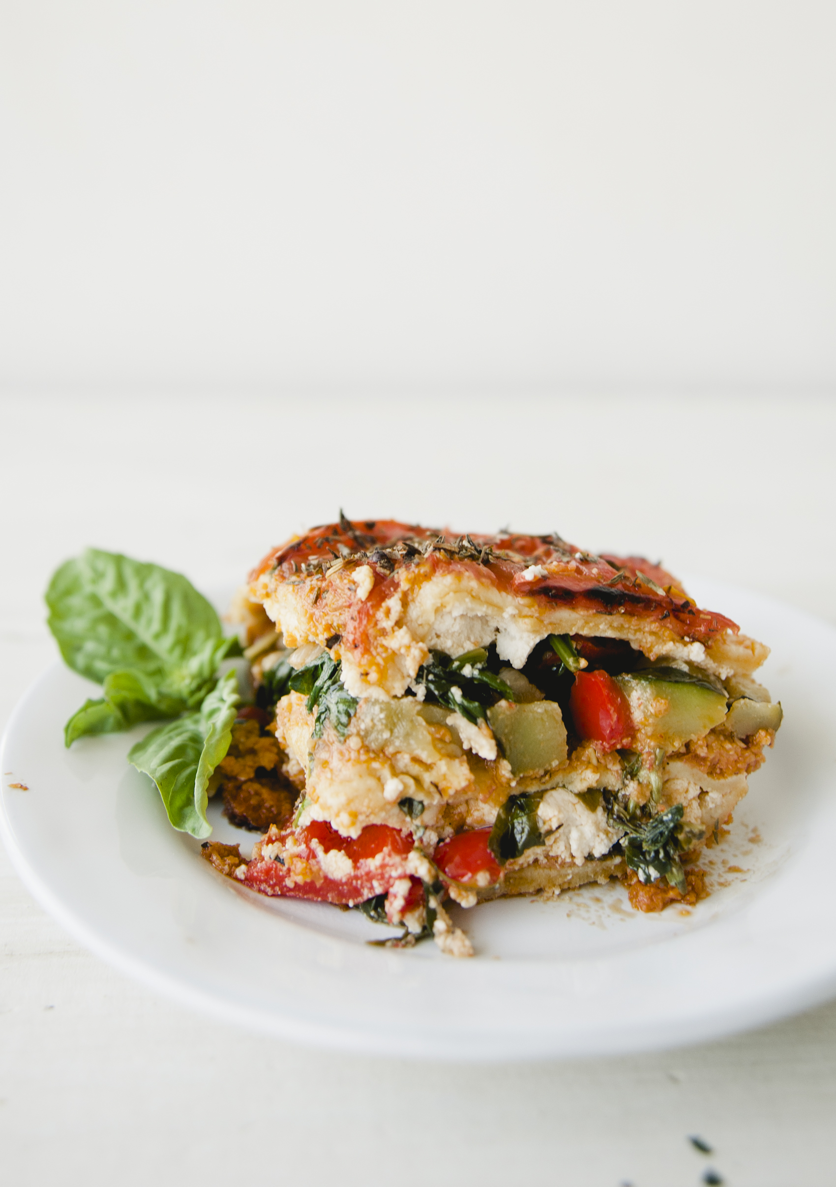 Veggie Lasagna \ Sweet Laurel