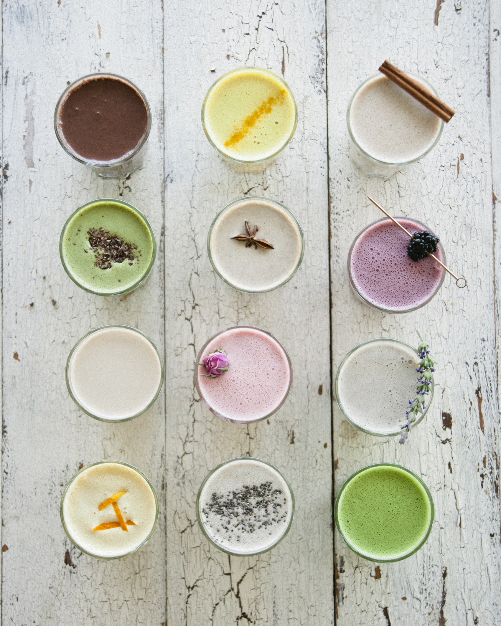 Almond Mylk 12 Ways \ Sweet Laurel