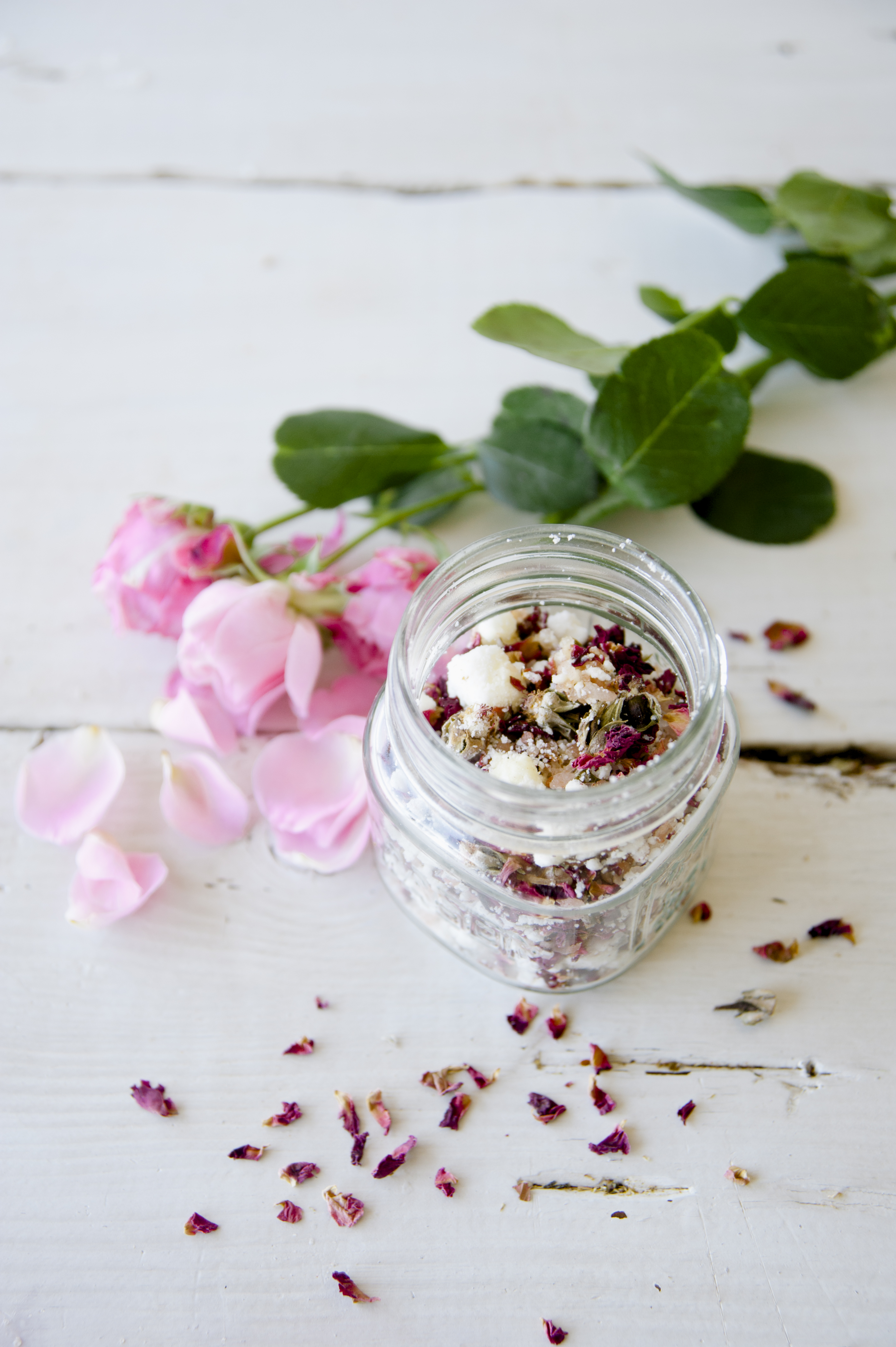 Rosebud Bath Soak for Mom \ Sweet Laurel