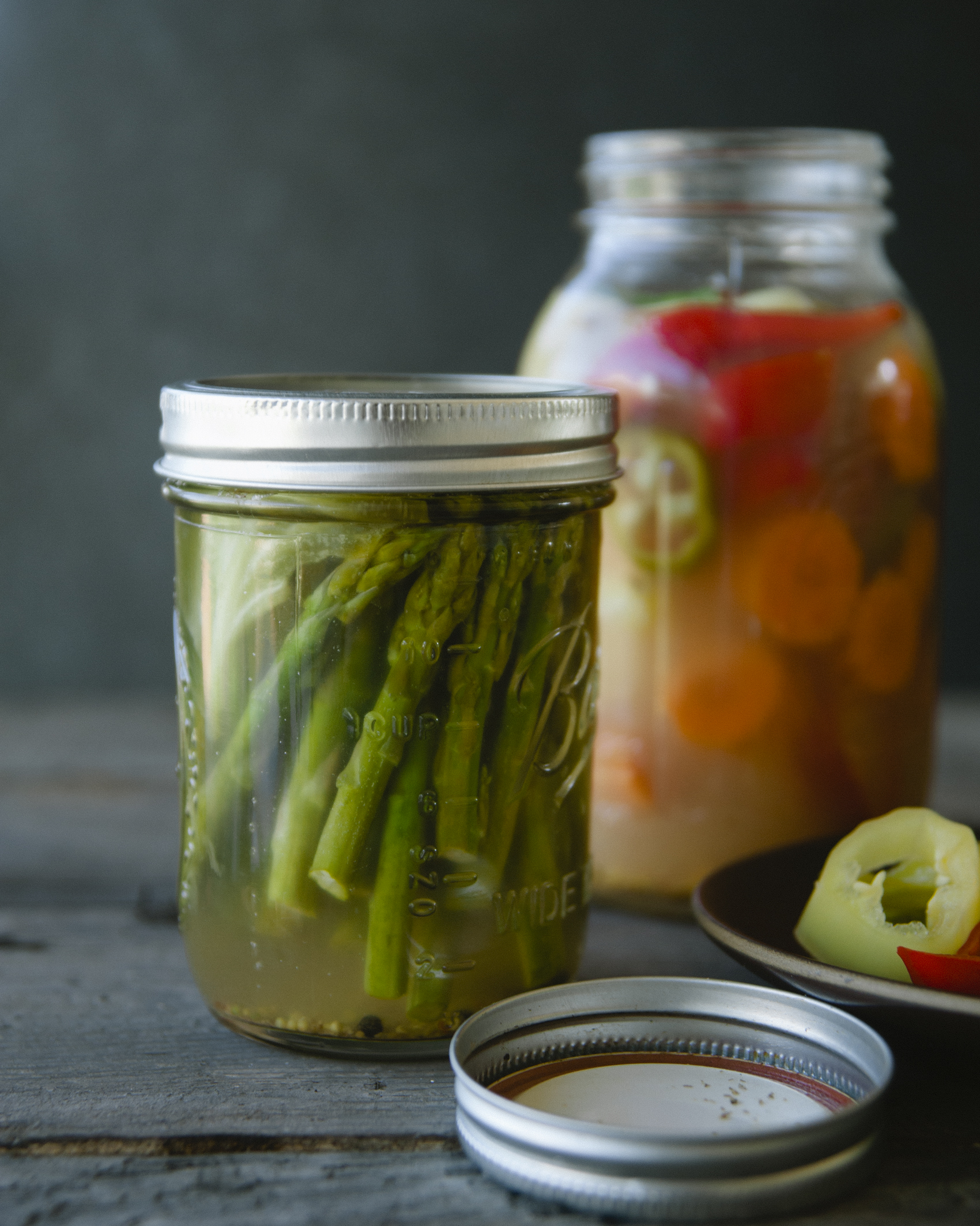 Fermented Veggies \ Sweet Laurel