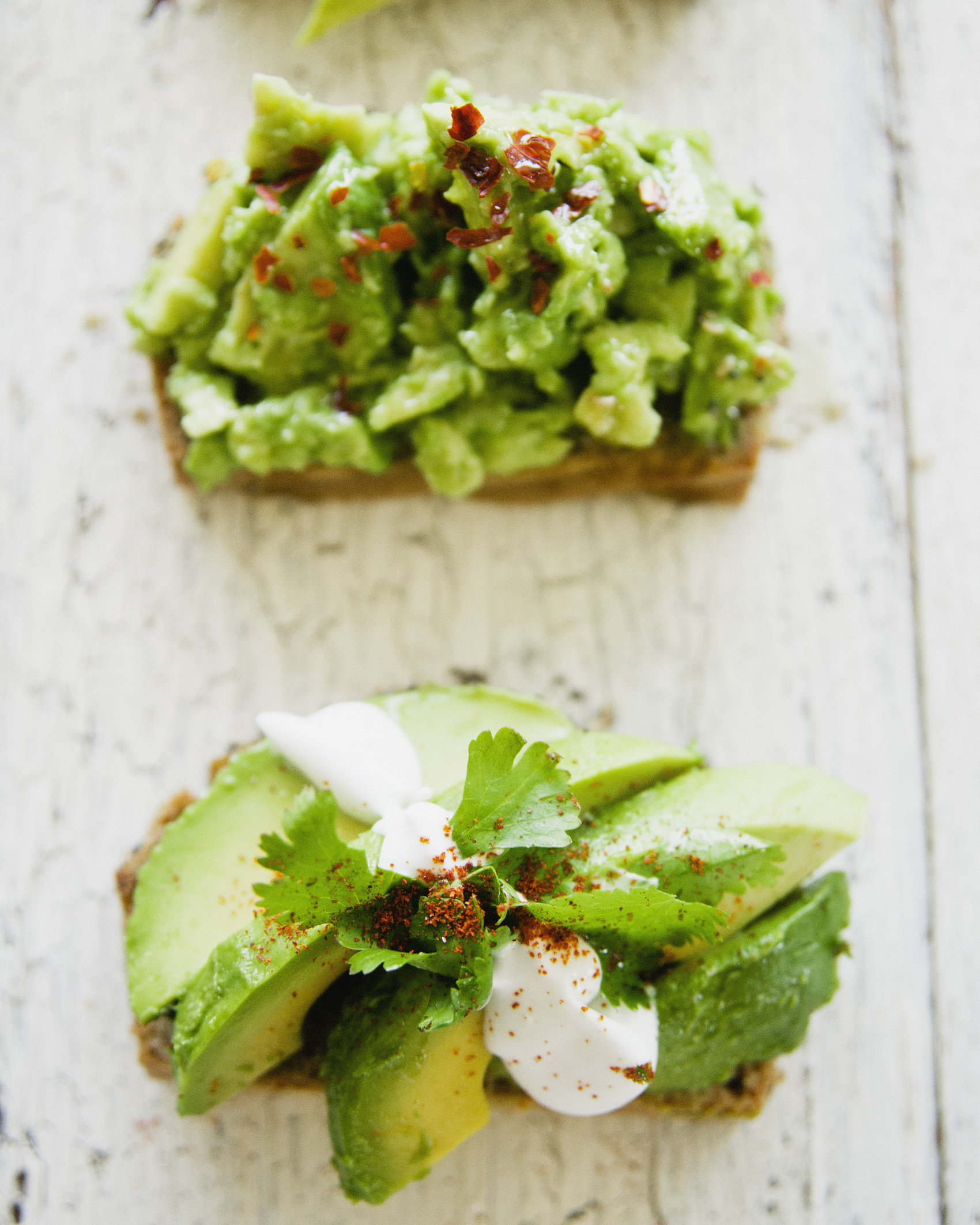 Avocado Toast 6 Ways \ Sweet Laurel